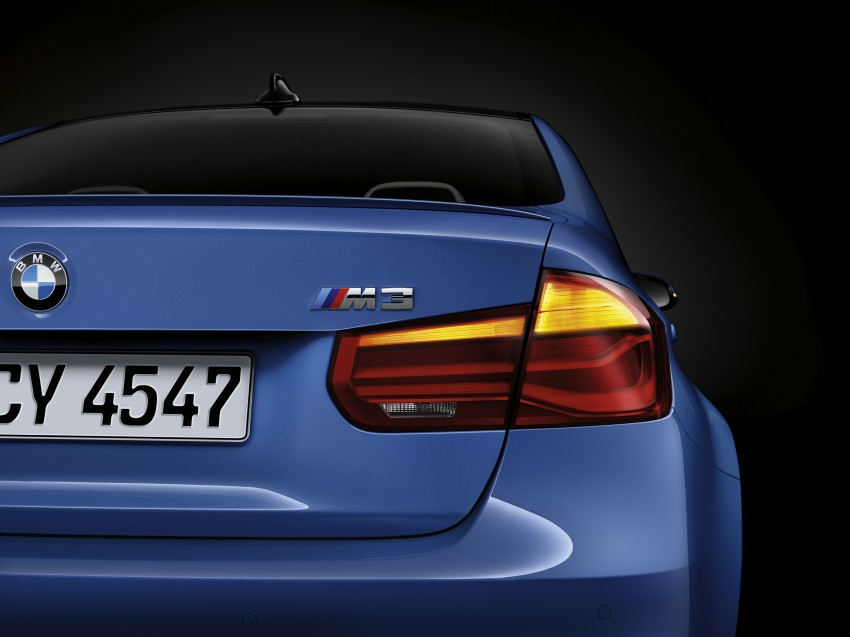F30 BMW 3 Series LCI unveiled – updated looks, new engine lineup, 330e plug-in hybrid coming 2016 Image #336461