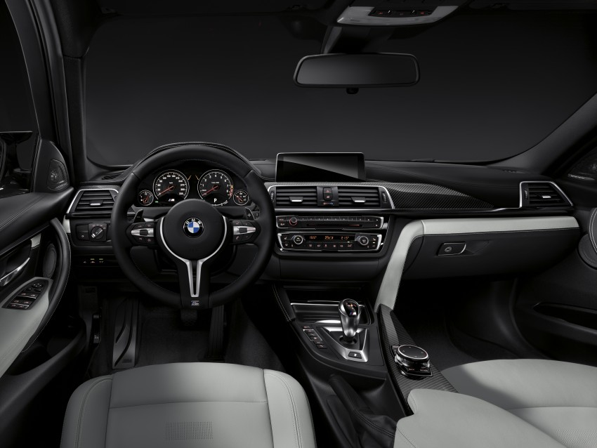 F30 BMW 3 Series LCI unveiled – updated looks, new engine lineup, 330e plug-in hybrid coming 2016 Image #336459