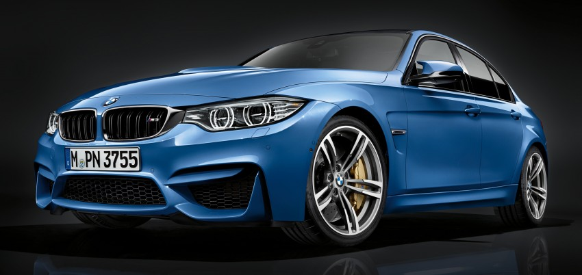 F30 BMW 3 Series LCI unveiled – updated looks, new engine lineup, 330e plug-in hybrid coming 2016 Image #336463