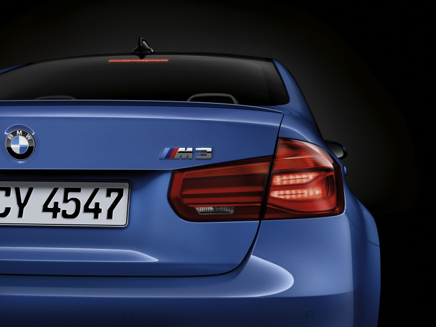 F30 BMW 3 Series LCI unveiled – updated looks, new engine lineup, 330e plug-in hybrid coming 2016 Image #336460