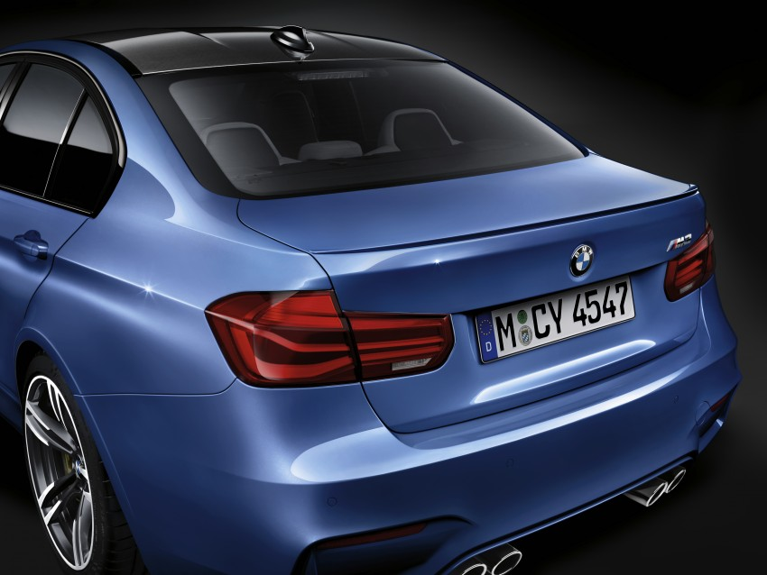F30 BMW 3 Series LCI unveiled – updated looks, new engine lineup, 330e plug-in hybrid coming 2016 Image #336462