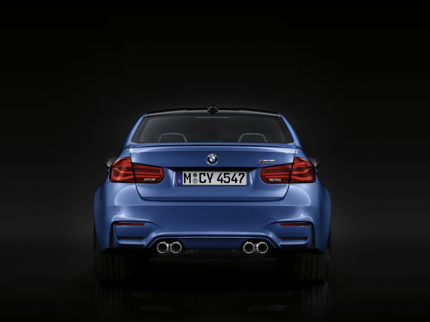 F30 BMW 3 Series LCI unveiled – updated looks, new engine lineup, 330e plug-in hybrid coming 2016 Image #336465