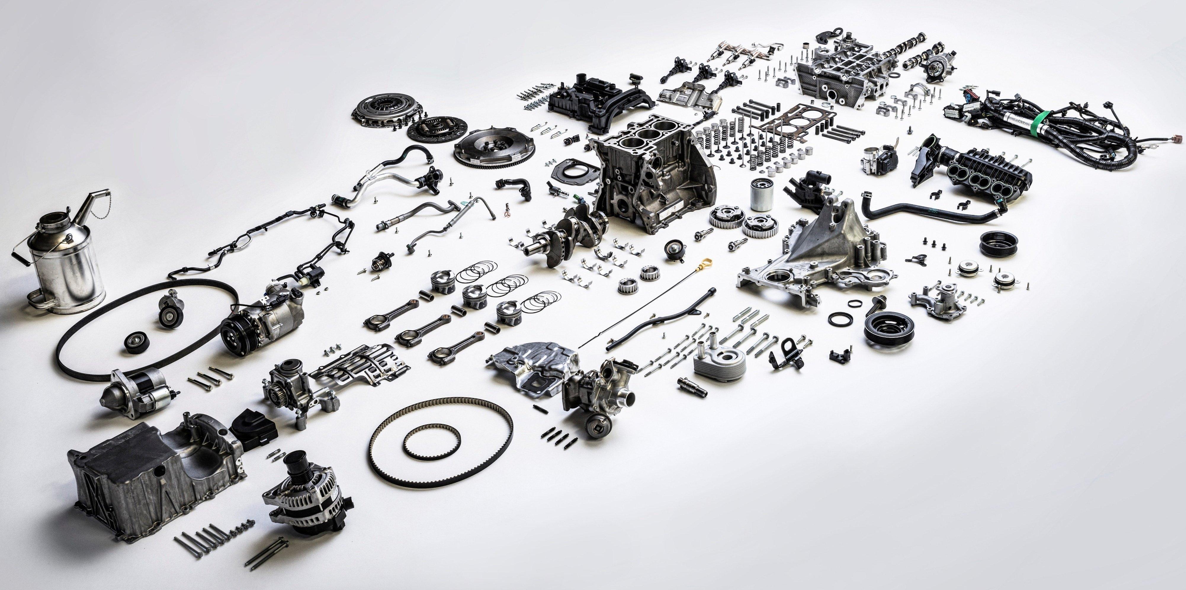 ford unveils lightweight 1 0 litre ecoboost engine. Black Bedroom Furniture Sets. Home Design Ideas