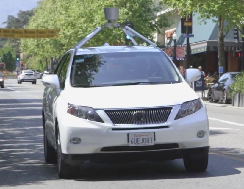 Google's autonomous cars involved in 11 accidents Image #338498