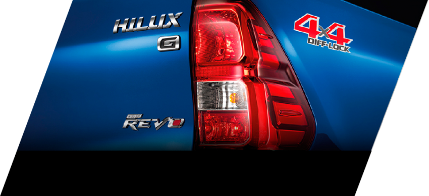 2016 Toyota Hilux – eighth-gen officially unveiled Image #342360