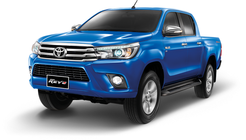 2016 Toyota Hilux – eighth-gen officially unveiled Image #342366
