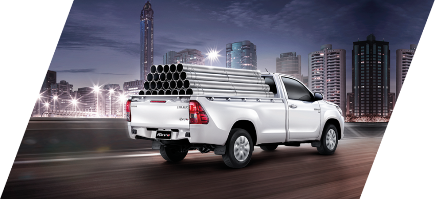 2016 Toyota Hilux – eighth-gen officially unveiled Image #342307