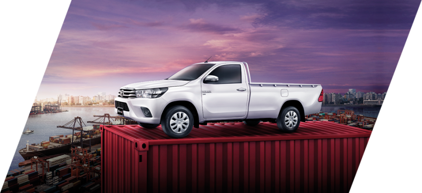 2016 Toyota Hilux – eighth-gen officially unveiled Image #342308
