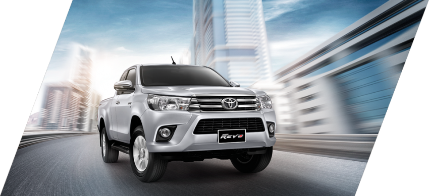 2016 Toyota Hilux – eighth-gen officially unveiled Image #342309