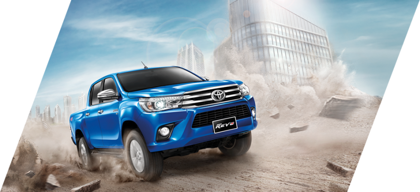 2016 Toyota Hilux – eighth-gen officially unveiled Image #342311