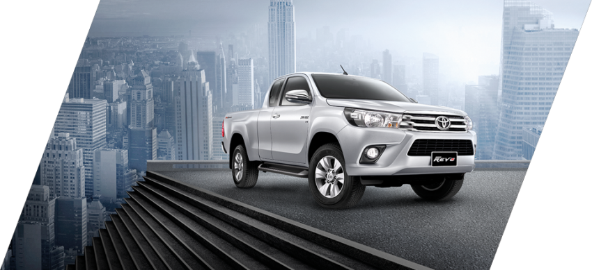 2016 Toyota Hilux – eighth-gen officially unveiled Image #342312