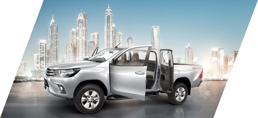 2016 Toyota Hilux – eighth-gen officially unveiled Image #342314
