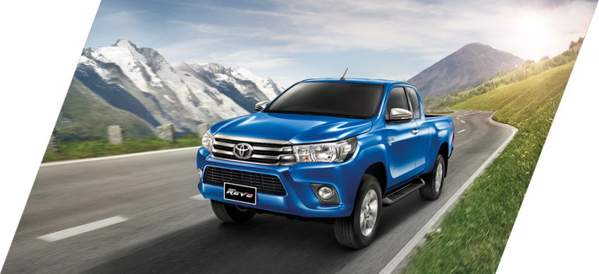 2016 Toyota Hilux – eighth-gen officially unveiled Image #342315