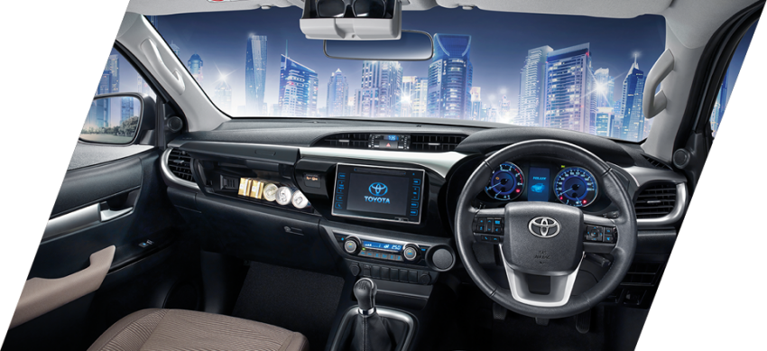2016 Toyota Hilux – eighth-gen officially unveiled Image #342316