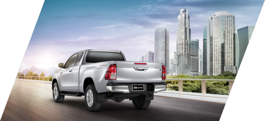 2016 Toyota Hilux – eighth-gen officially unveiled Image #342317