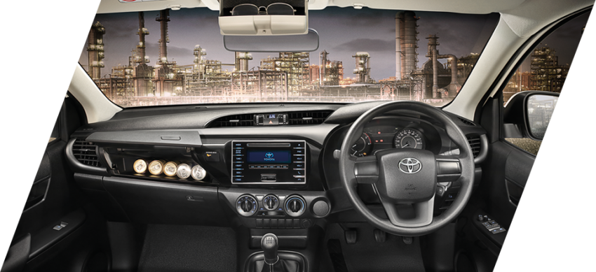 2016 Toyota Hilux – eighth-gen officially unveiled Image #342318