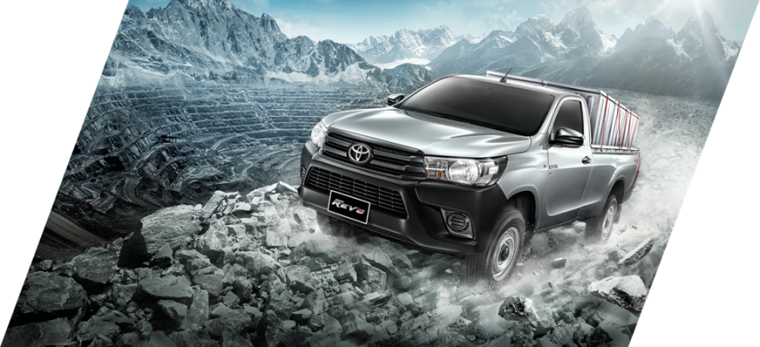 2016 Toyota Hilux – eighth-gen officially unveiled Image #342319