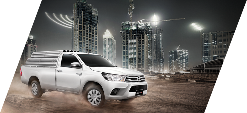 2016 Toyota Hilux – eighth-gen officially unveiled Image #342320