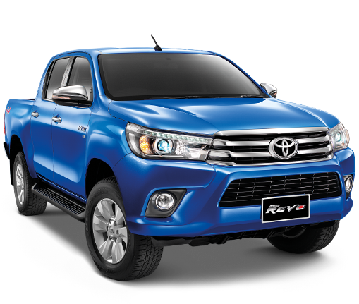 2016 Toyota Hilux Eighth Gen Officially Unveiled Image