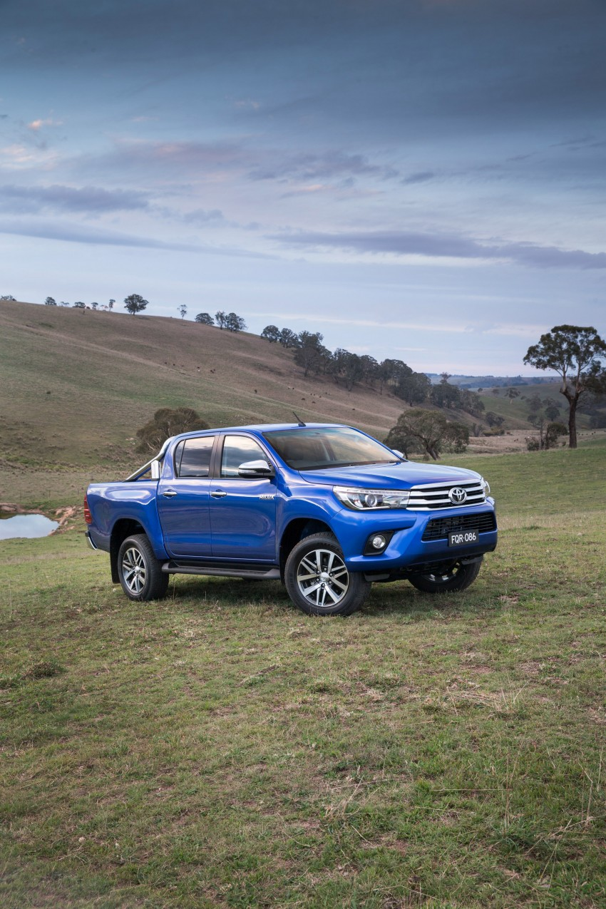 2016 Toyota Hilux – eighth-gen officially unveiled Image #341618