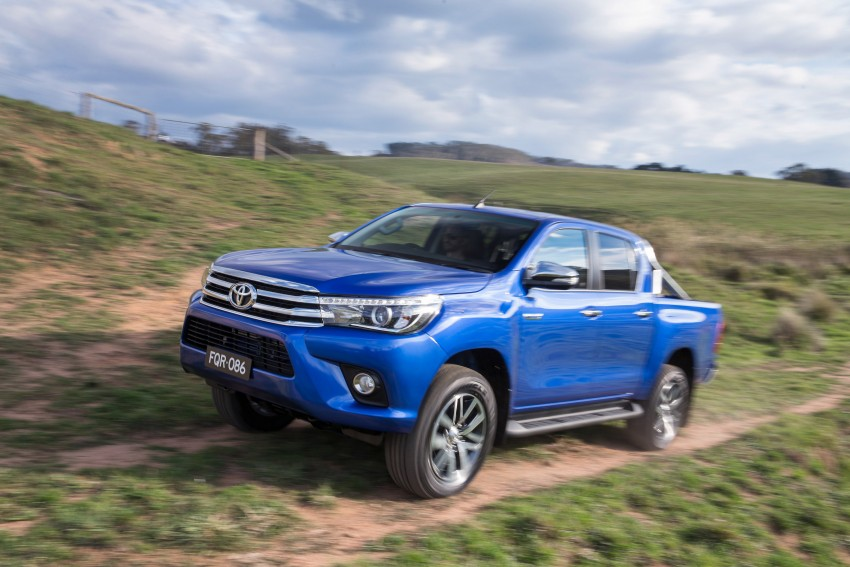 2016 Toyota Hilux – eighth-gen officially unveiled Image #341615