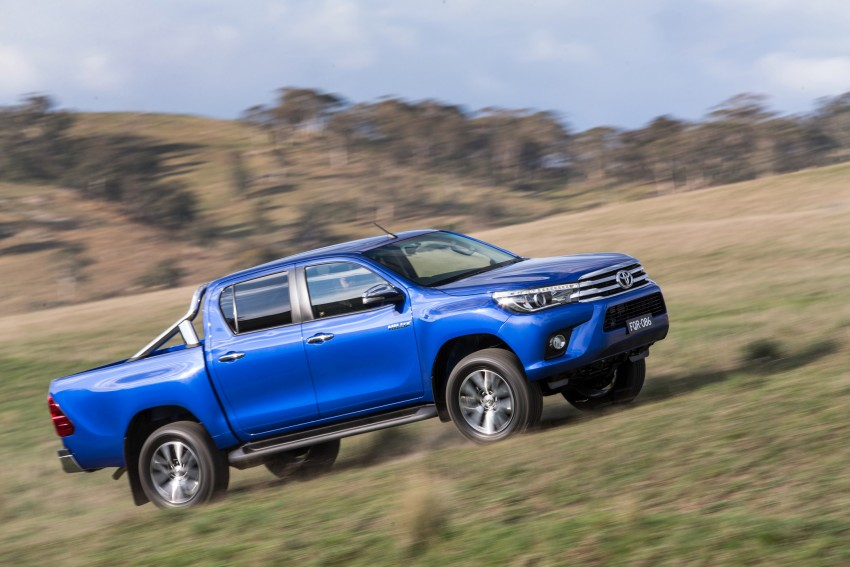 2016 Toyota Hilux – eighth-gen officially unveiled Image #341614