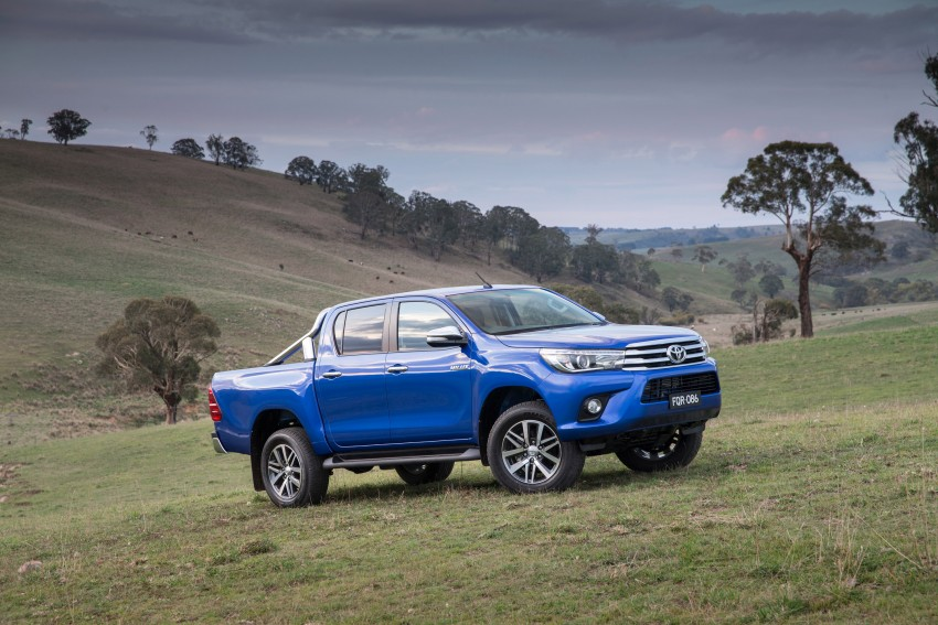 2016 Toyota Hilux – eighth-gen officially unveiled Image #341612