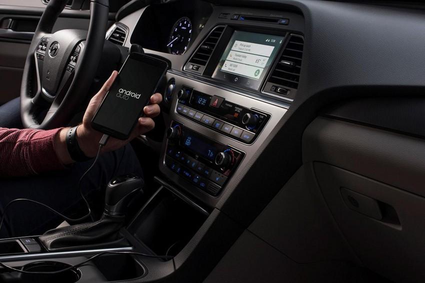 2015 Hyundai Sonata first car to debut Android Auto Image #343547
