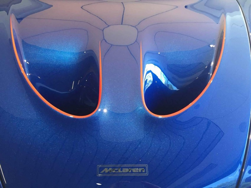 McLaren Special Operations unveils personalised P1 Image #343217