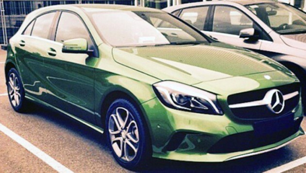 mercedes-benz-a-class-facelift-undisguised
