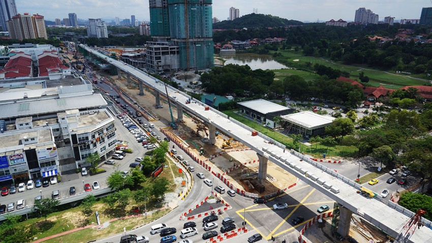 KL MRT: Jalan Cheras to undergo road realignment works, night traffic management on Sprint continues Image #335945