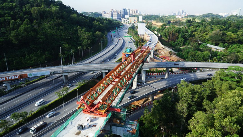 KL MRT: Jalan Cheras to undergo road realignment works, night traffic management on Sprint continues Image #335934