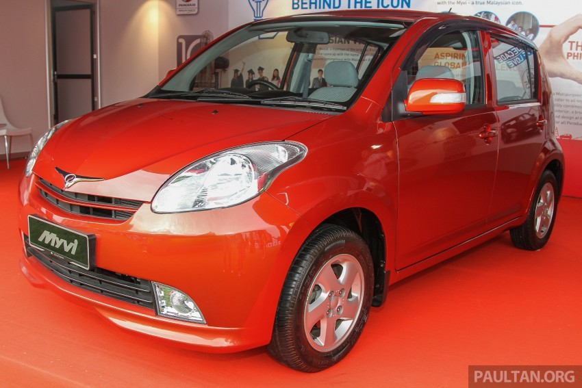 GALLERY: Perodua Myvi – 10 years of moving M'sia Image #342630
