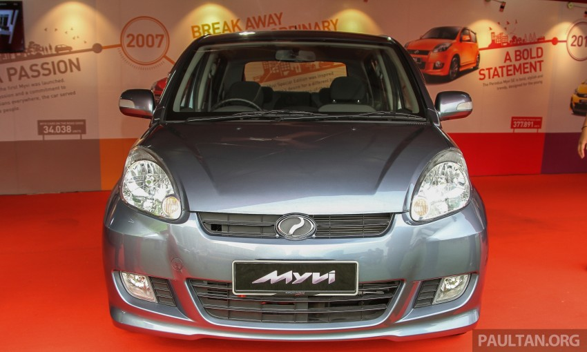 GALLERY: Perodua Myvi – 10 years of moving M'sia Image #342637