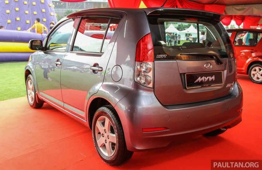 GALLERY: Perodua Myvi – 10 years of moving M'sia Image #342643