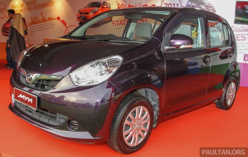 GALLERY: Perodua Myvi – 10 years of moving M'sia Image #342646