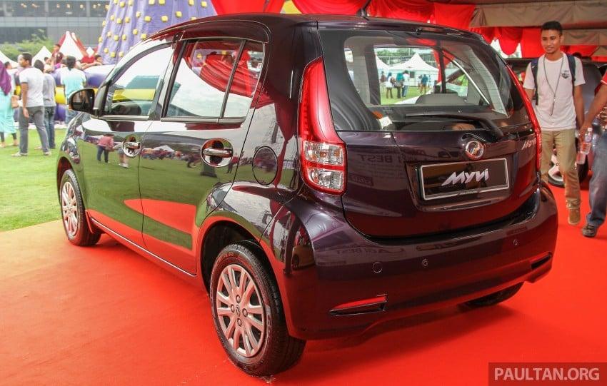 GALLERY: Perodua Myvi – 10 years of moving M'sia Image #342651