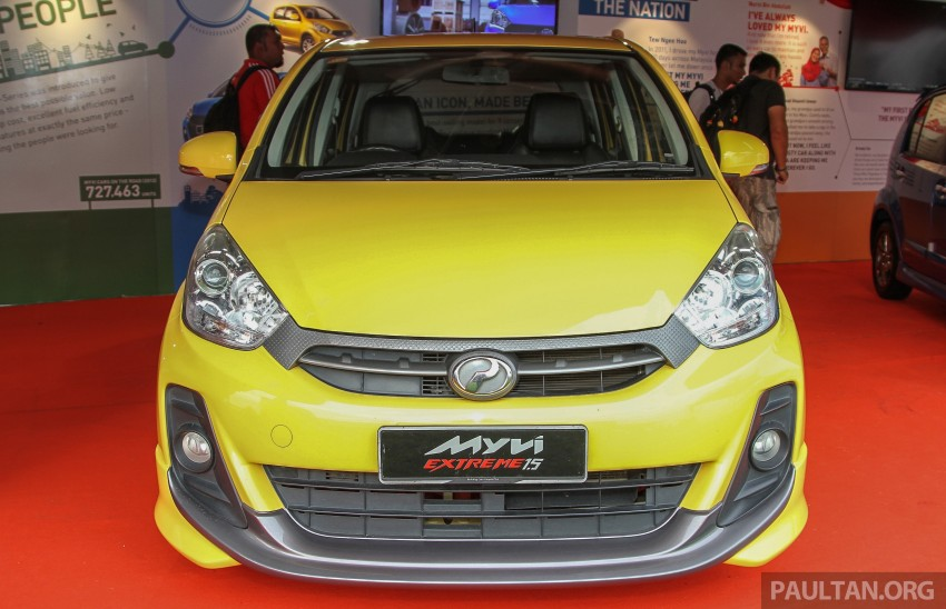 GALLERY: Perodua Myvi – 10 years of moving M'sia Image #342652