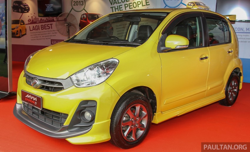 GALLERY: Perodua Myvi – 10 years of moving M'sia Image #342654