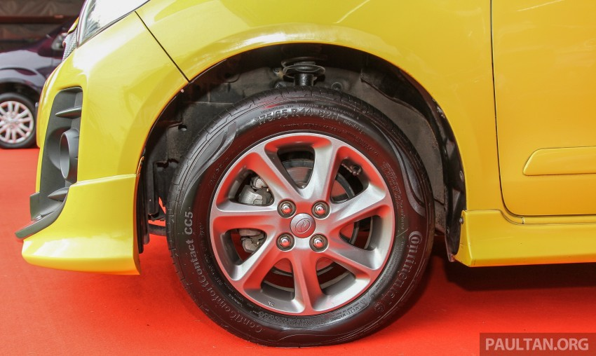 GALLERY: Perodua Myvi – 10 years of moving M'sia Image #342656
