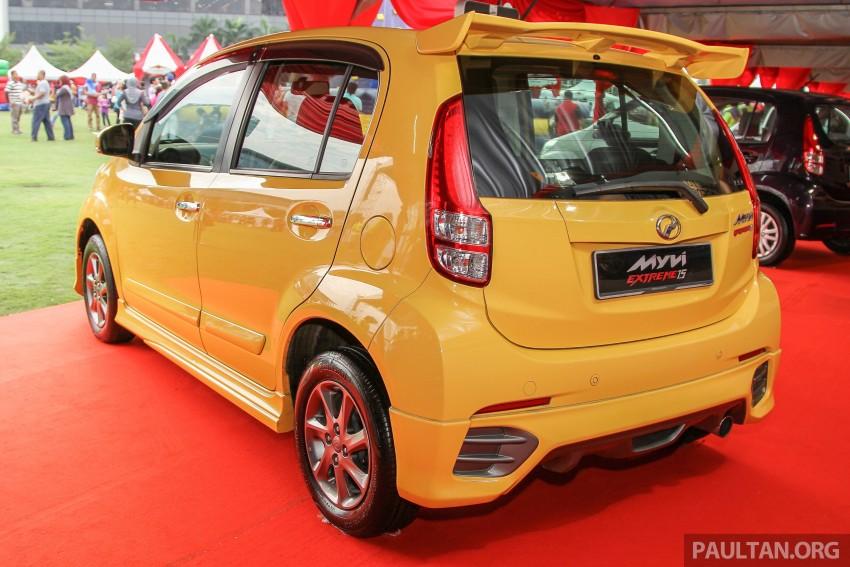 GALLERY: Perodua Myvi – 10 years of moving M'sia Image #342660
