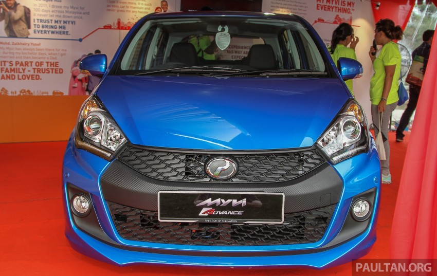 GALLERY: Perodua Myvi – 10 years of moving M'sia Image #342661