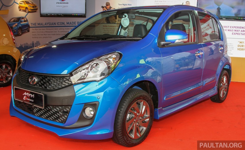 GALLERY: Perodua Myvi – 10 years of moving M'sia Image #342663