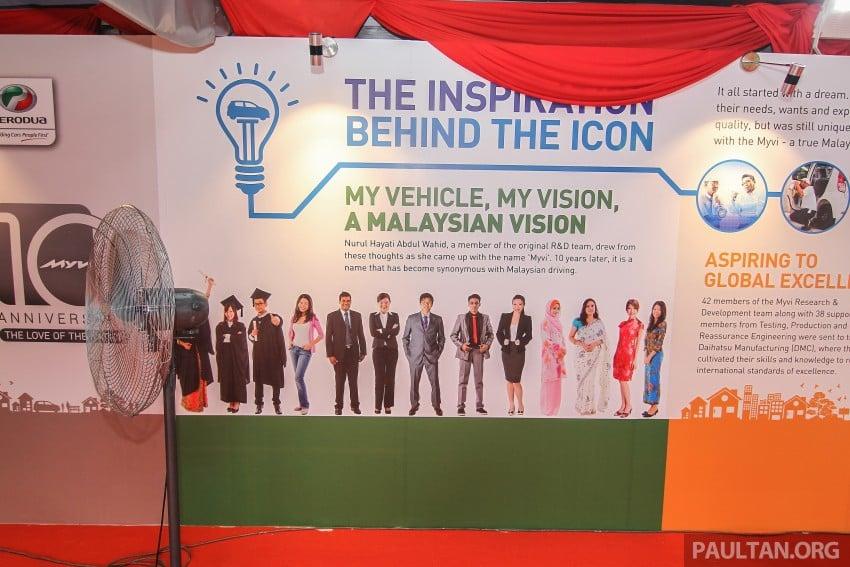 GALLERY: Perodua Myvi – 10 years of moving M'sia Image #342668