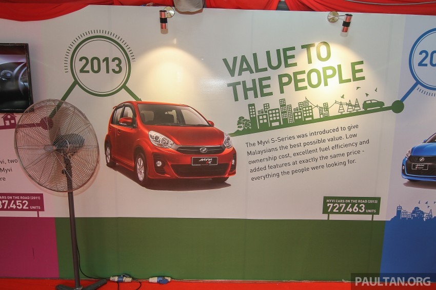 GALLERY: Perodua Myvi – 10 years of moving M'sia Image #342677