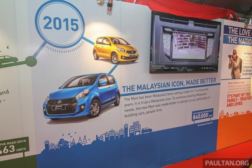 GALLERY: Perodua Myvi – 10 years of moving M'sia Image #342679