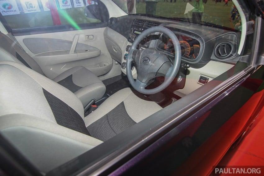 GALLERY: Perodua Myvi – 10 years of moving M'sia Image #342686