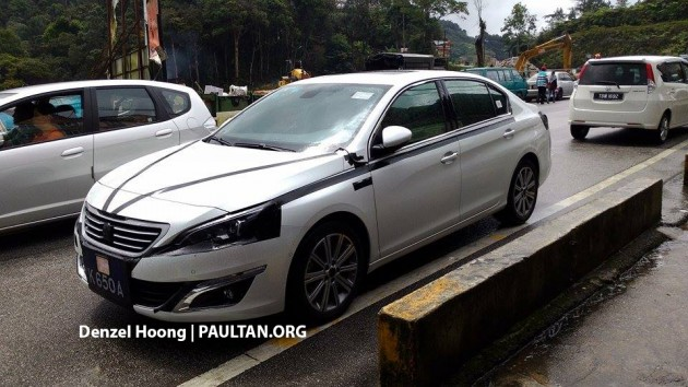 peugeot-408-spied-malaysia-1