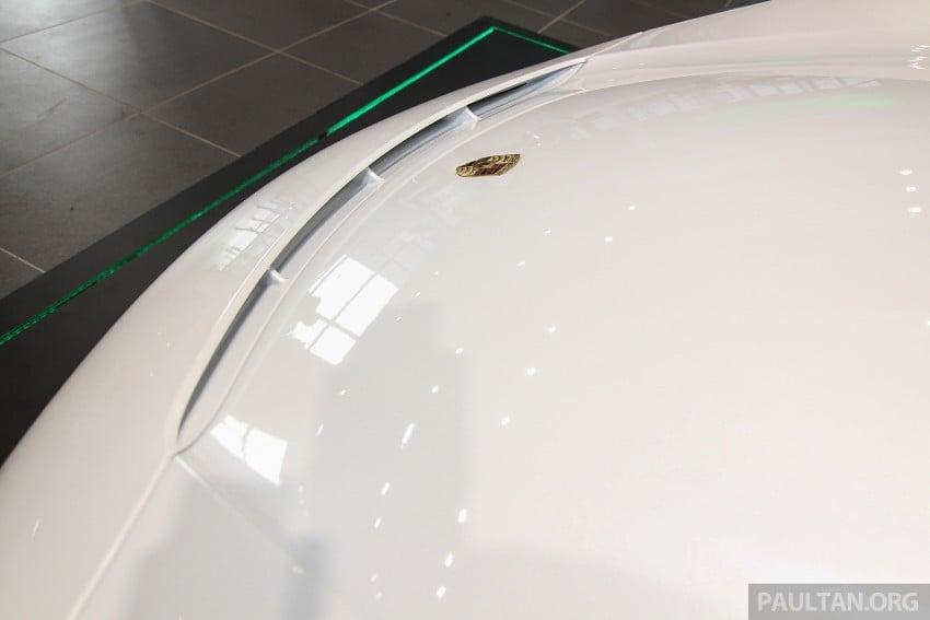 GALLERY: Porsche 918 Spyder hypercar in Malaysia! Image #344415