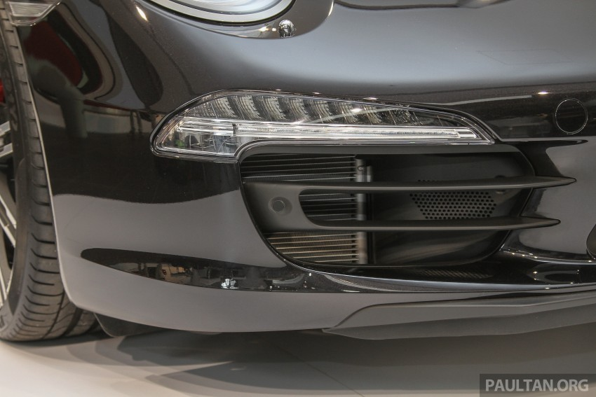 2015 Porsche 911 Targa 4S, Cayenne GTS facelift introduced in Malaysia – order books now open Image #344432